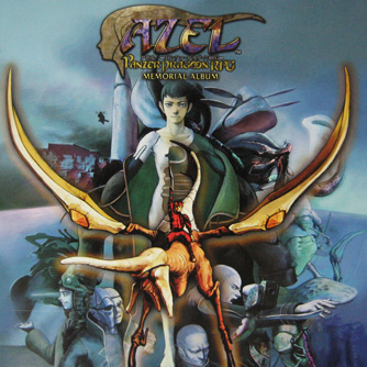 Azel - Panzer Dragoon RPG - Memorial Album