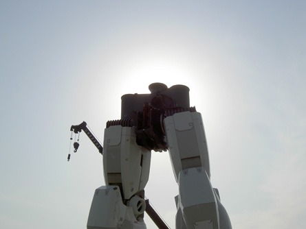 Giant Gundam - Part 1