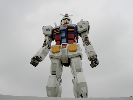 Giant Gundam - Part 2