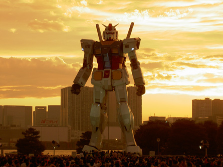 Giant Gundam - Part 3