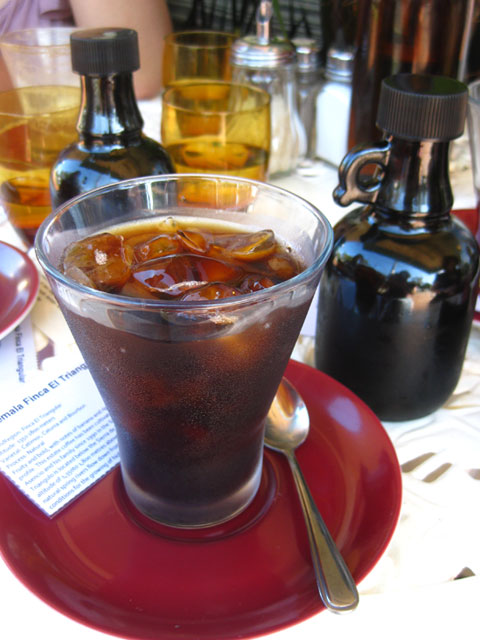 Cold brewed deliciousness