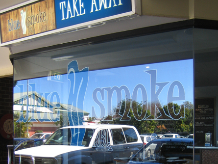 Blue Smoke BBQ