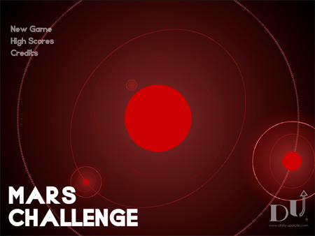 Mars Challenge - Screenshot 1